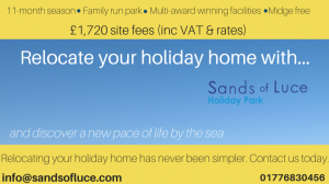 relocate holiday home