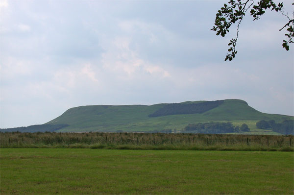 burnswark-fort