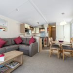 2015 Willerby Sierra lounge