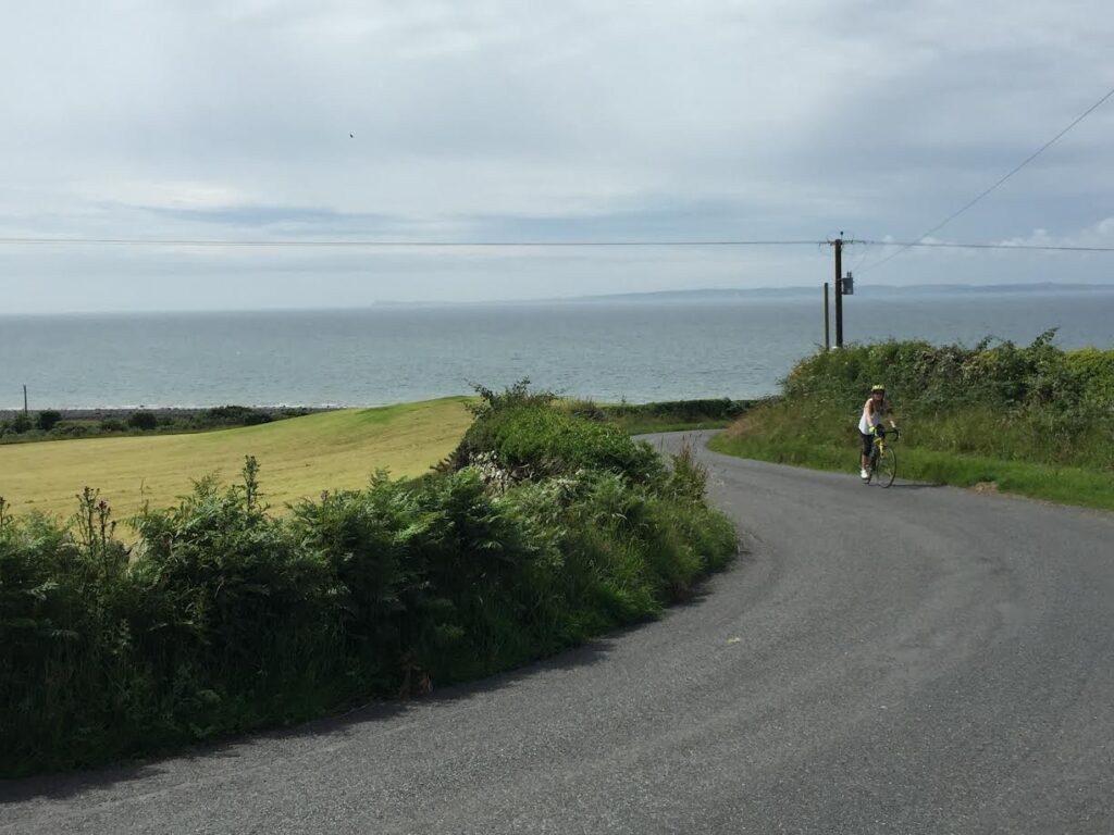 sands of luce to wigtown cycling