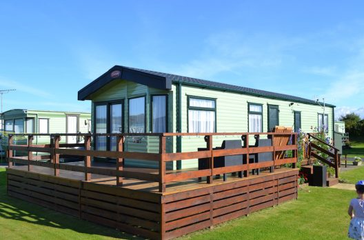 carnaby cascade holiday home
