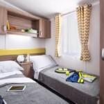 twin caravan room scotland