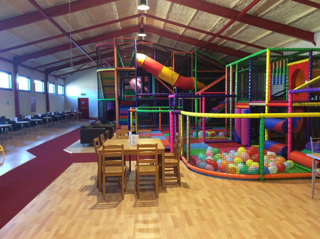 soft play with kids Scotland