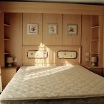 Willerby Winchester Master bedroom