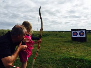 archery at sands of luce