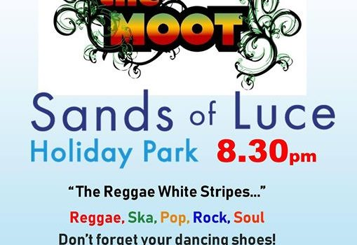 The Moot live at The Lighthouse Bar, Sands of Luce
