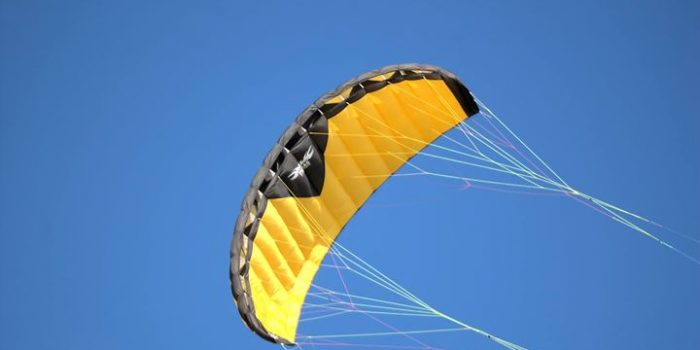 try a kite at sands of luce