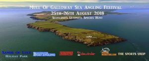 mull of galloway sea angling festival